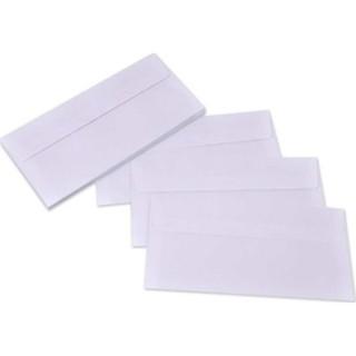 Φάκελος Αλληλογραφίας λευκός 11,4x23cm