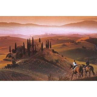 Educa Tuscany Italy  500 pcs