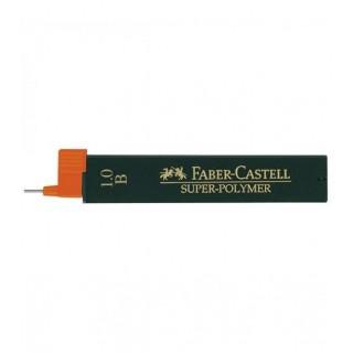 ΜΥΤΕΣ ΓΙΑ ΜΗΧΑΝΙΚΟ ΜΟΛΥΒΙ FABER CASTELL 1.0mm 120901