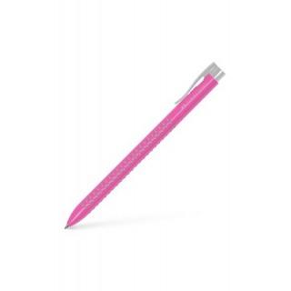 ΣΤΥΛΟ FABER GRIP 2022 ροζ/μπλε/γαλάζιο