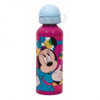 GIM Minnie Mouse Παγούρι Αλουμινίου 520ml