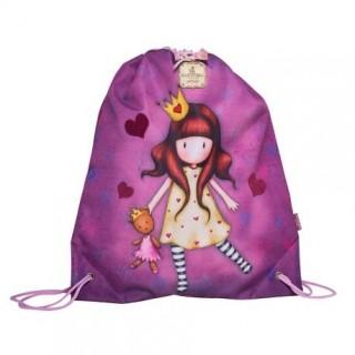 Drawstring Bag Princess