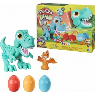 Play-Doh Πλαστελίνη - Παιχνίδι Dino Crew Crunchin T-Rex