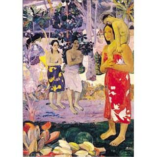 International Publishing Gold Puzzle Gauguin Orana Maria Puzzle 1000pcs 2801 N14441