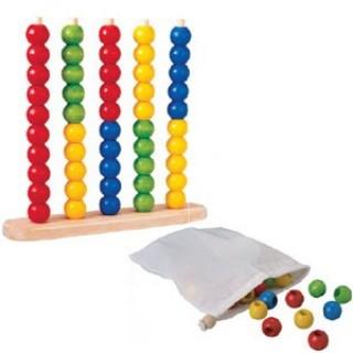 Plan Toys  Άβακας μεγάλος 11540