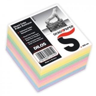 Χαρτάκια κύβου Skag Δήλος χρωματιστά κολλητά