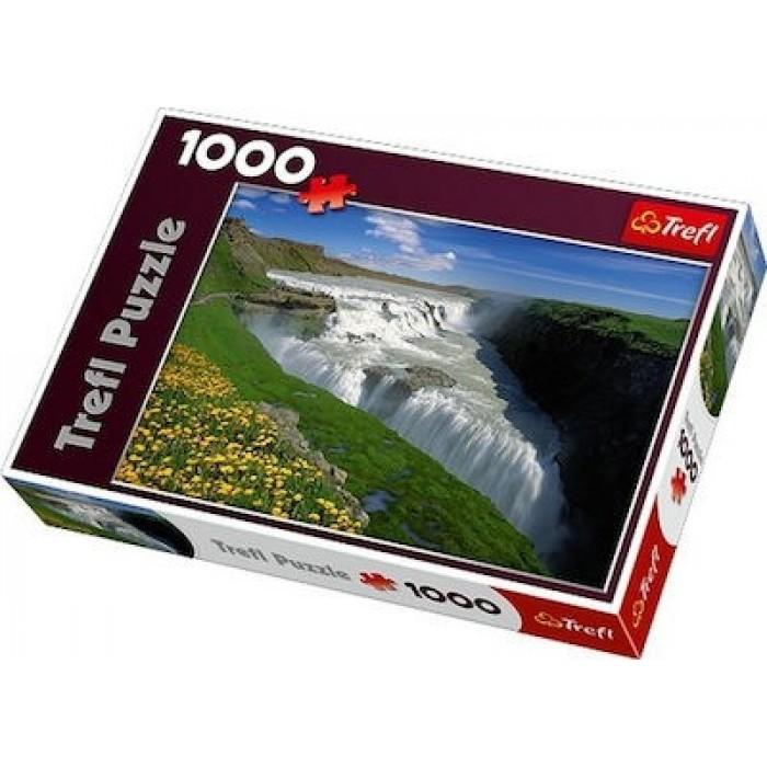 Trefl Gold Waterfalls Iceland 1000pcs 10314