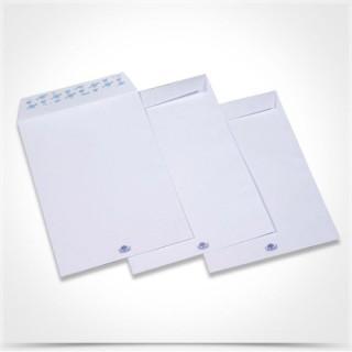 Φάκελος Αλληλογραφίας Λευκός 23x32cm Α4 - Σακούλα