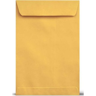 Φάκελος Αλληλογραφίας κίτρινος 16x22cm