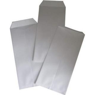 Φάκελος Αλληλογραφίας λευκός 11,5x23,5cm