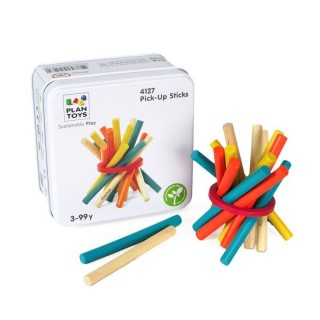 Plan Toys ραβδάκια  4127