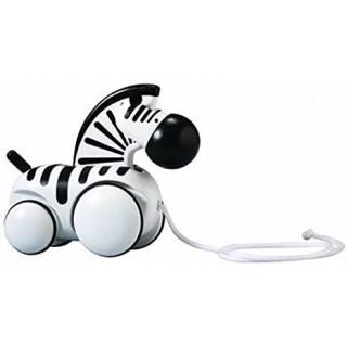 Plan Toys  Pull Along Zebra 5146