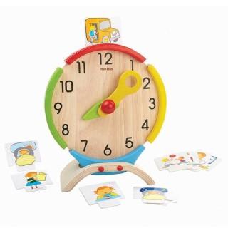 Plan Toys Ρολόι δραστηριοτήτων