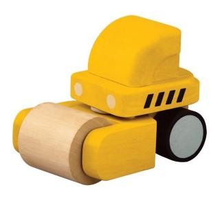 Plan Toys  ξύλινος οδοστρωτήρας 6318