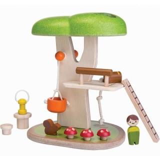 Plan Toys 6626 – Δεντρόσπιτο 6626