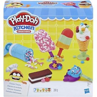 PLAY DOH KITCHEN CREATIONS Frozen Treats