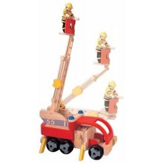 Plan Toys Πυροσβεστικό όχημα