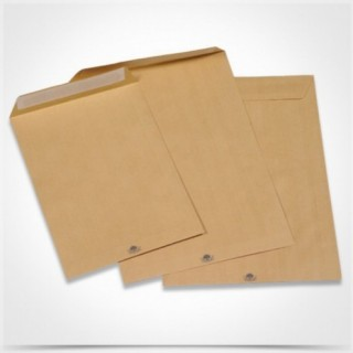 Φάκελοι Κράφτ Αυτοκόλλητοι 229 x 324 mm
