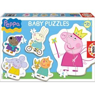 Baby Peppa Pig Educa