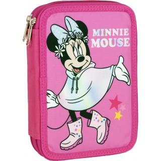 Gim Minnie Nature Κασετίνα Γεμάτη με 2 Θήκες 340-44100
