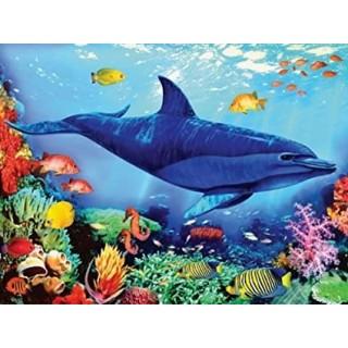ΠΑΖΛ Life on the Ocean, JUNIOR FLOKATI LINE 250 PCS