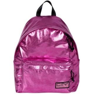 Τσάντα City The Drop Chic 52317 Pink Lyc Sac