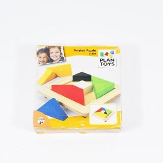 Παιχνίδι Twisted Puzzle PLAN TOYS 51430