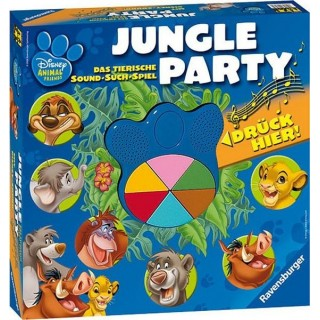 ΕΠΙΤΡΑΠΕΖΙΟ ΠΑΙΧΝΙΔΙ Animal Friends: Jungle Party DISNEY