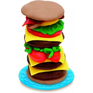 Play-Doh Burger Μπάρμπεκιου Σετ