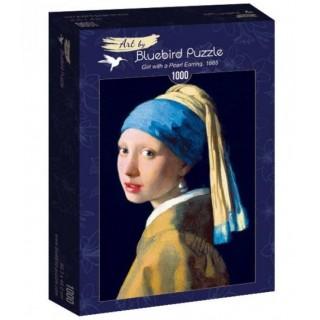 Παζλ Museum Series Vermeer- Girl with a Pearl Earring 1000 τεμ